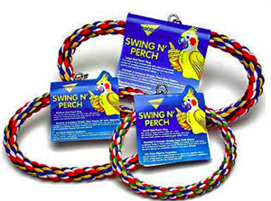 SWING N PERCH ONE RING MEDIUM