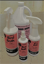 Natrapet Aloe Bird Bath